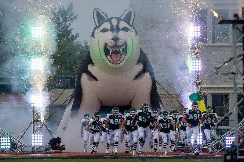 Game Preview: Huskies vs. Golden Bears