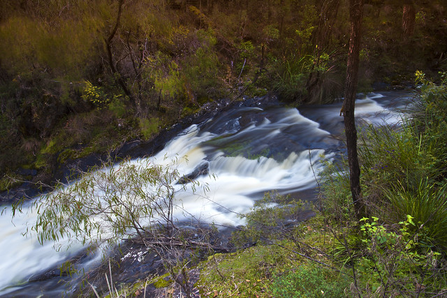 Beedelup Falls, Pemberton, Western Australia