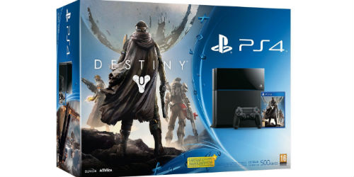 PS4 and Destiny available for £329 in Amazon UK