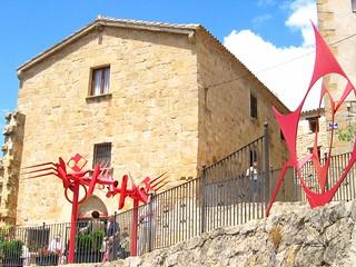 Centro Picasso de Horta de Sant Joan.