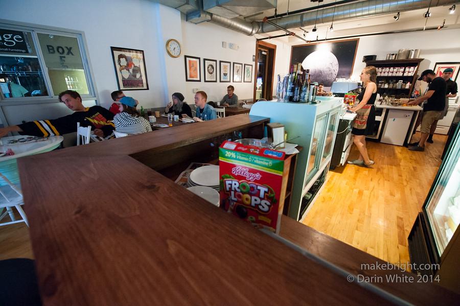 Heavy Breakfast - Princess Cafe - 2014-08-24 045