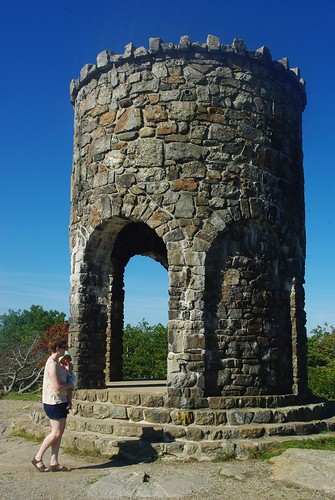 Stone Tower on Mt. Battie