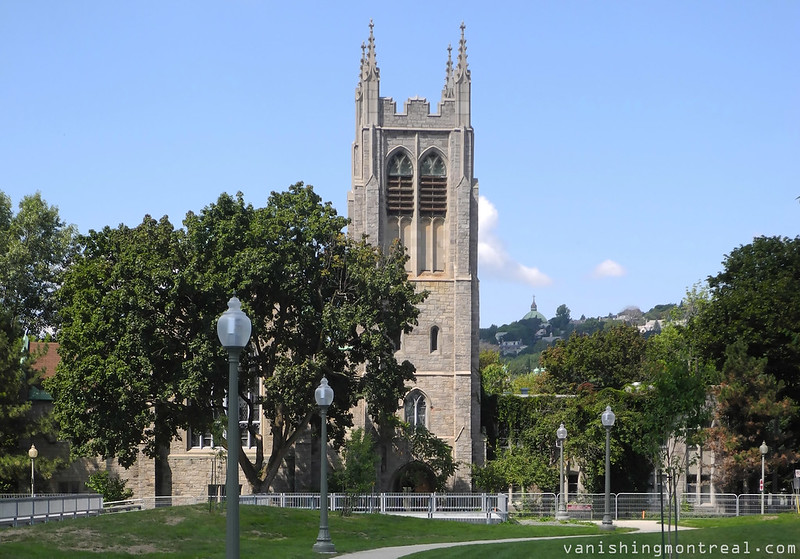 Westmount park church - St-Joseph Oratory 1