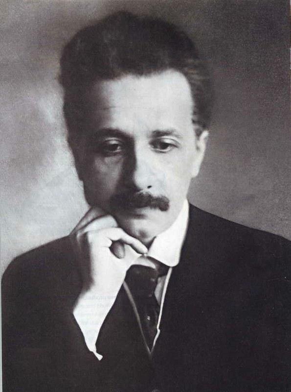 Albert Einstein, c. 1910