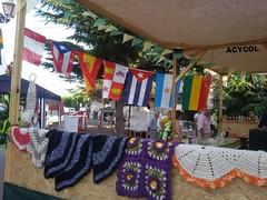 Parada de la Hispanidad. Feria Renacentista. ACYCOL / Por Una Infancia Feliz Educada en Valores