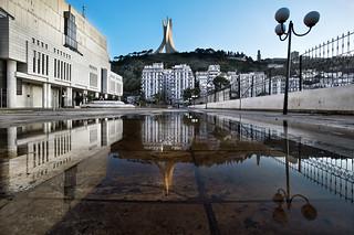Sanctuaire du martyr - Alger #169