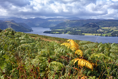 lake landscape district cumbria ullswater thelakedistrict pooleybridge englishlandscape howtown cumbrianlandscape