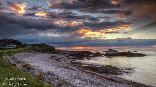 outdoors scotland unitedkingdom scenic sunsets findochty camerabody hdrhighdynamicrange canon7d