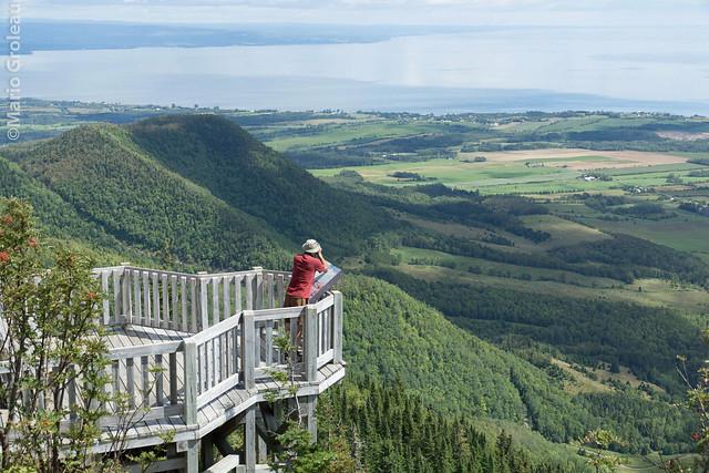 Mont Saint-Joseph, Carleton, Gaspésie