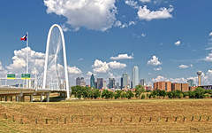 Dallas Skyline - Texas