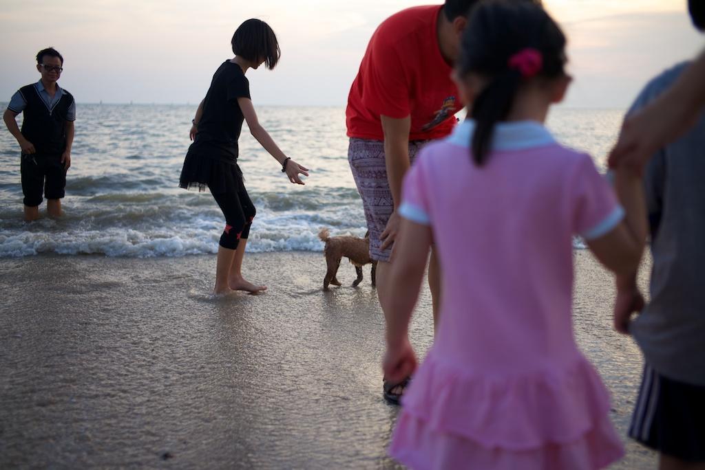 Leica M walk/Sekinchan