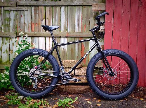 Dean's Surly Pugsley Fat Bike