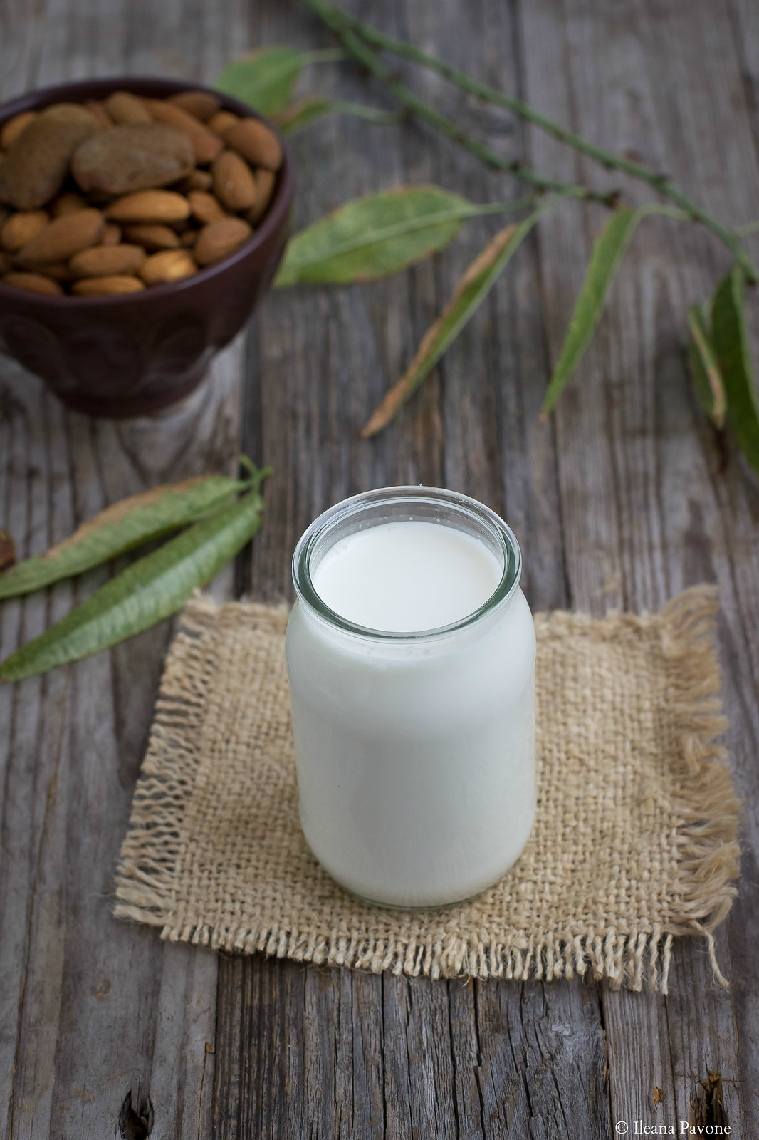 IleanaP. latte di mandorla1