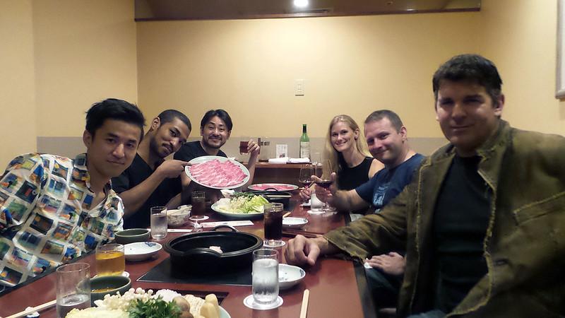Sukiyaki Restaurant