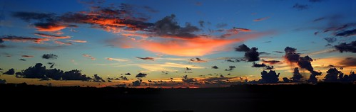 pink blue sunset red wallpaper sky panorama orange sun color weather silhouette yellow clouds landscape nikon flickr sundown florida dusk coolpix bradenton p510