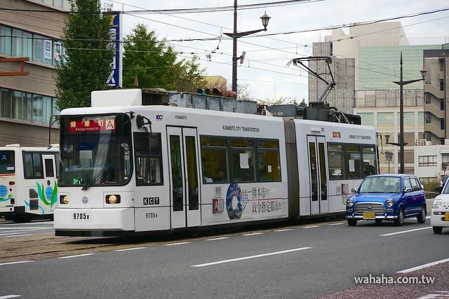 熊本市電 9700 型