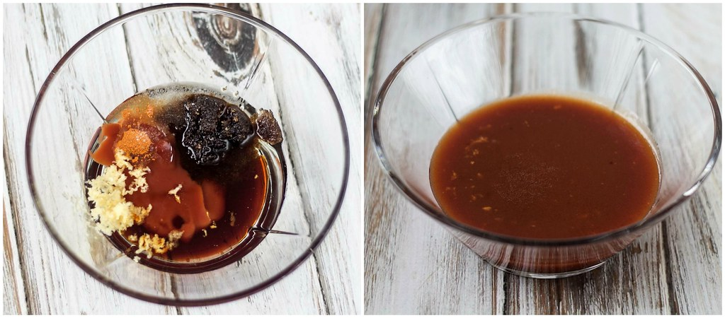 Recipe for Homemade Basic Barbecue Sauce / Marinade