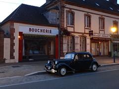 80 Jahre Citroen Traction Avant 2014 La Ferte-Vidame 669