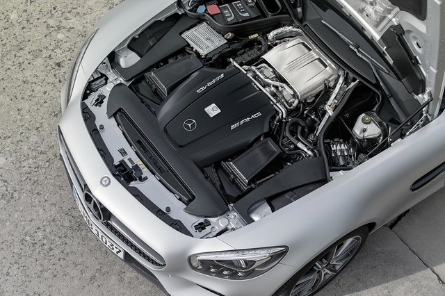 Mercedes-AMG GT & GTS