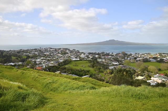 view from Mt. Victoria | Devonport