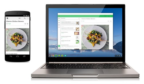 android sur chromebooks