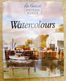 Book cover: Watercolours by Ron Ranson