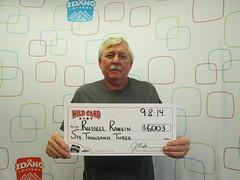 Russell Rankin - $6,003 Wild Card