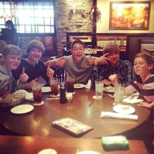 Birthday Celebration #teenagelife