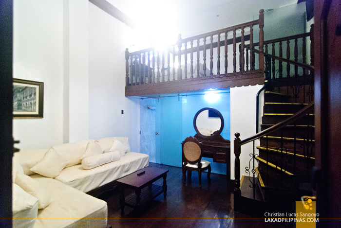 Loft Suite at Hotel Luna in Vigan