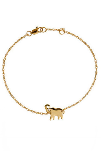 Erin Elephant Bracelet
