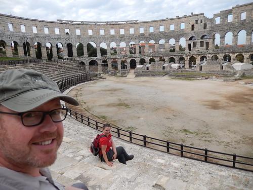 Pula - Amphitheatre - 3