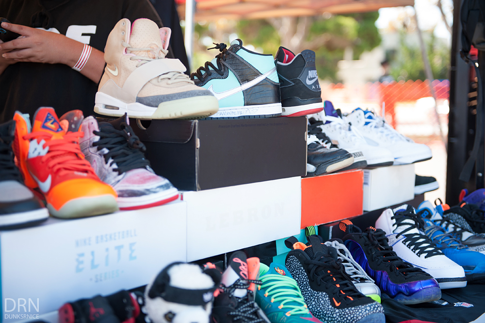 Alameda Sneaker Pop Up Event - 09.27.14