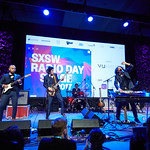 Fri, 17/03/2017 - 2:03pm - Chicano Batman Live at SXSW Radio Day Stage Powered by VuHaus 3.17.17 photographer: Gus Philippas