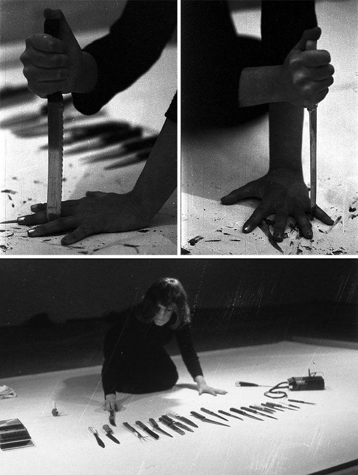 「行為藝術之母」Marina Abramovic16