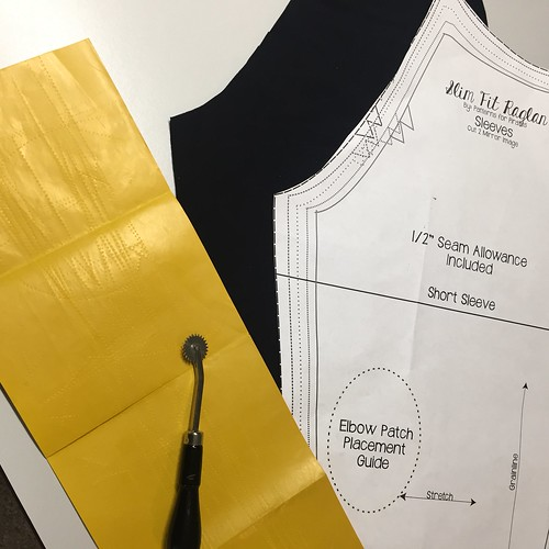 Slim Fit Raglan Sew-Along