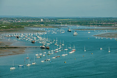 Portsmouth Harbour - The Solent