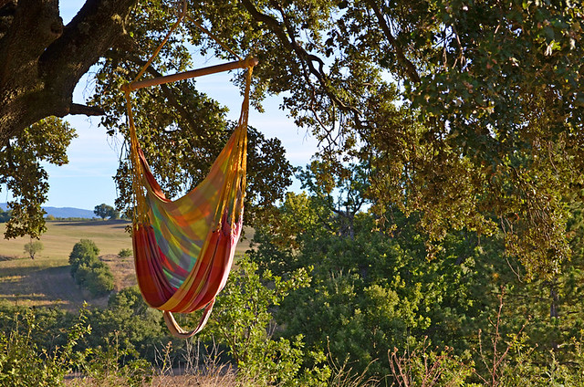 Hammock, La Campagne Berne, Pierreruem Provence