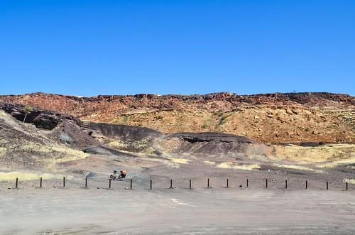 Montagne brûlée, Twyfelfontein