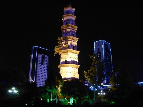 Zhejiang-Shaoxing-Place centrale (6)