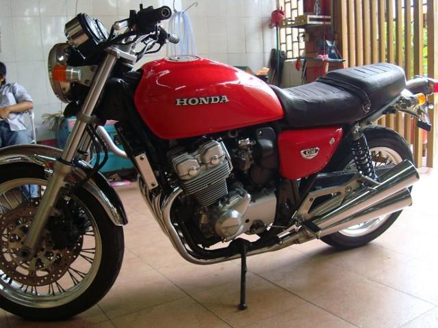 Honda CB400 Four NC36 – 1998   4Phương
