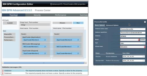 BPM Configuration Editor