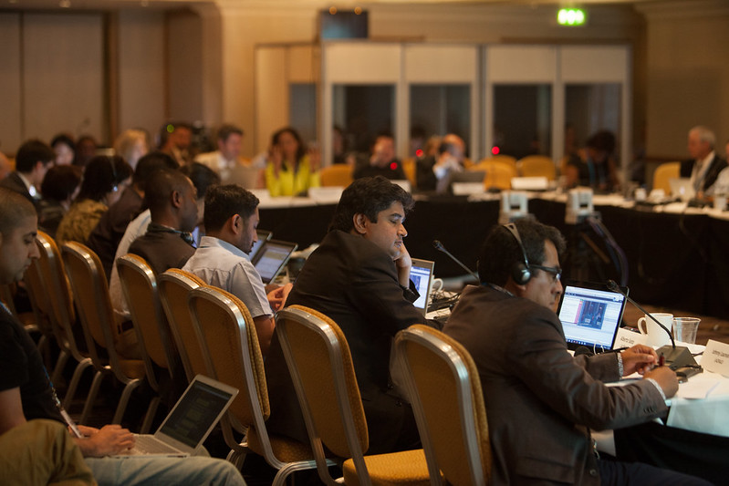 ICANN 50 Monday afternoon