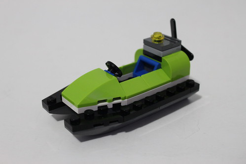 how to build a lego jet ski