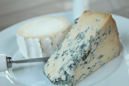 Stilton and Cana de Cabra