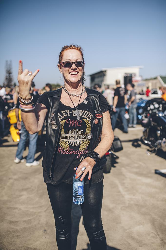 Harley Davidson Desmond Louw South Africa 0516