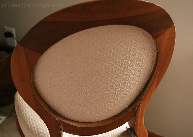 Chair Reupholstery 4