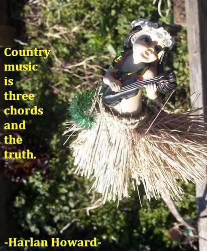 Country music is...
