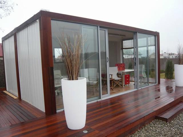 Aprende A Construir Casas Con Contenedores Reciclados