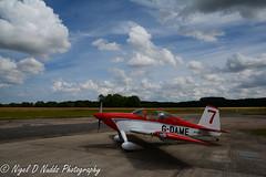 Norfolk Coast Flight - July 2014