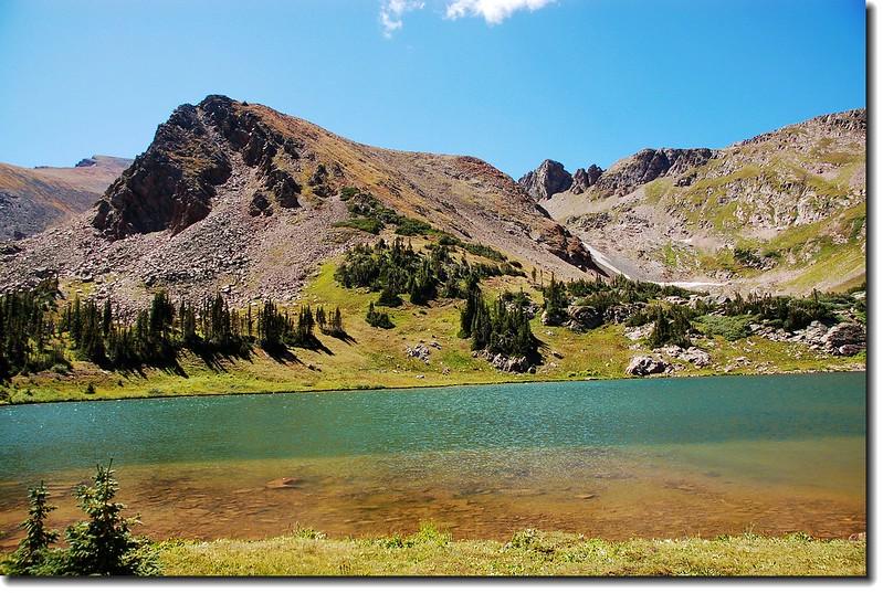 Rogers Pass Lake 1